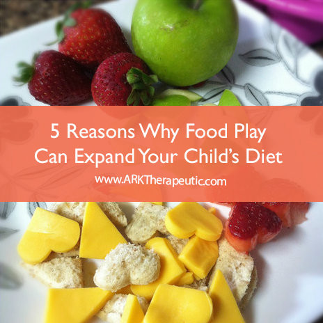 5 Reasons Why Playing With Food Can Lead To Trying New Foods
