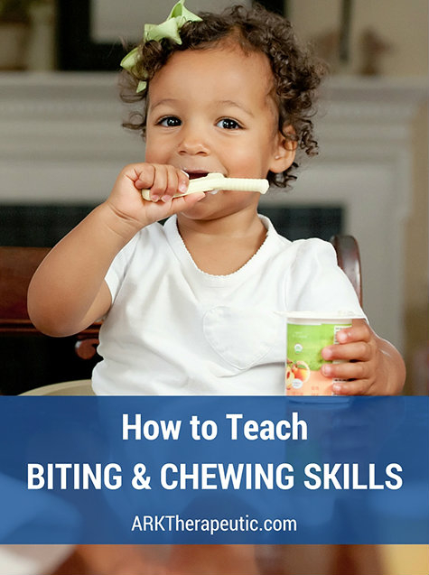 Teaching the Concept of Biting and Chewing