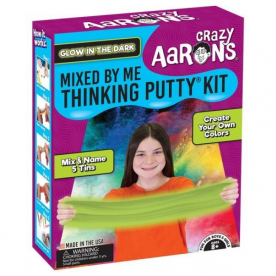 Make your Own Putty with Crazy Aaron