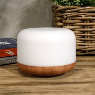 Aarhus Colour Change Pod Aroma Diffuser by Ancient Wisdom