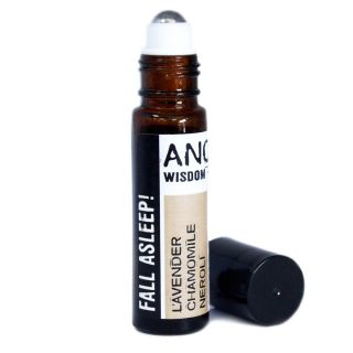 Fall Asleep! Roll-On Essential Oil Blend 10ml Ancient Wisdom