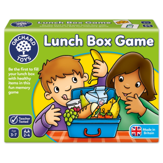 Lunch Box Memory Game