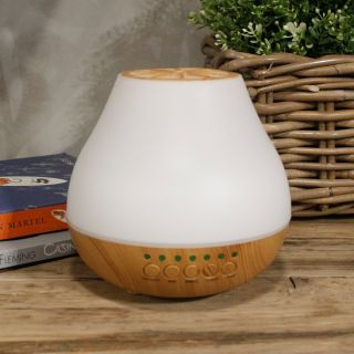 Viennese Aroma Diffuser and Bluetooth Speaker by Ancient Wisdom