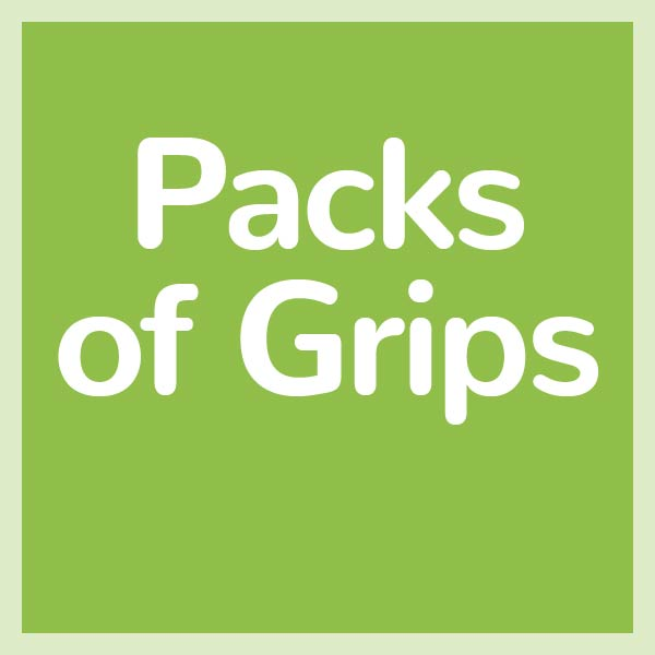 Packs of Pencil Grips